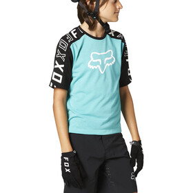 Fox Ranger Dri-Release SS Jersey Youth, teal